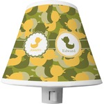 Rubber Duckie Camo Shade Night Light (Personalized)
