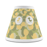 Rubber Duckie Camo Chandelier Lamp Shade (Personalized)