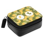 Rubber Duckie Camo Small Leatherette Travel Pill Case (Personalized)