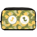 Rubber Duckie Camo Toiletry Bag / Dopp Kit (Personalized)