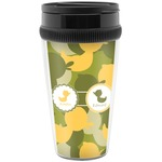 Rubber Duckie Camo Travel Mug (Personalized)