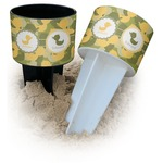 Rubber Duckie Camo Beach Spiker Drink Holder (Personalized)