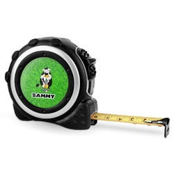 Cow Golfer Tape Measure - 16 Ft (Personalized)
