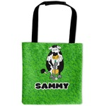 Cow Golfer Auto Back Seat Organizer Bag (Personalized)