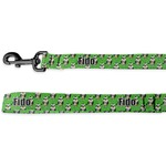 Cow Golfer Deluxe Dog Leash (Personalized)