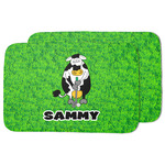 Cow Golfer Dish Drying Mat (Personalized)