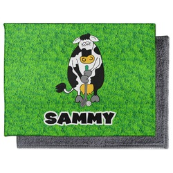 Cow Golfer Microfiber Screen Cleaner (Personalized)