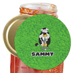 Cow Golfer Jar Opener (Personalized)