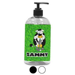 Cow Golfer Plastic Soap / Lotion Dispenser (Personalized)