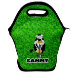 Cow Golfer Lunch Bag w/ Name or Text