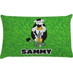 Cow Golfer Pillow Case (Personalized)