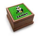 Cow Golfer Pet Urn w/ Name or Text