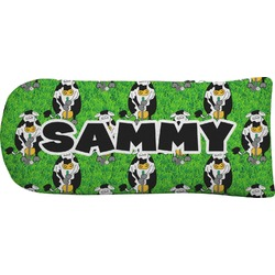 Cow Golfer Putter Cover (Personalized)