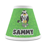 Cow Golfer Chandelier Lamp Shade (Personalized)