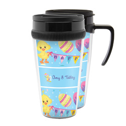 Happy Easter Acrylic Travel Mugs (Personalized)