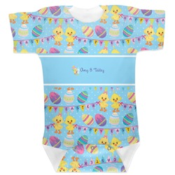 Happy Easter Baby Bodysuit (Personalized)