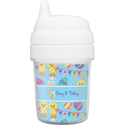 Happy Easter Baby Sippy Cup (Personalized)