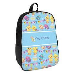 Happy Easter Kids Backpack (Personalized)