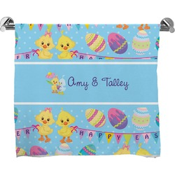 Happy Easter Bath Towel (Personalized)
