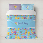 Happy Easter Duvet Covers (Personalized)