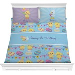 Happy Easter Comforter Set (Personalized)