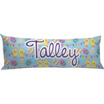 Happy Easter Body Pillow Case (Personalized)