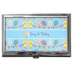 Happy Easter Business Card Case