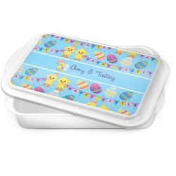 Happy Easter Cake Pan (Personalized)