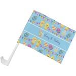 Happy Easter Car Flag (Personalized)