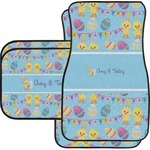Happy Easter Car Floor Mats (Personalized)
