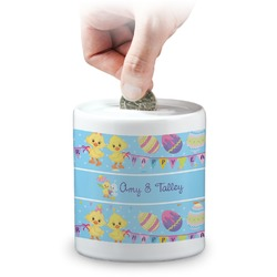 Happy Easter Coin Bank (Personalized)