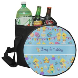 Happy Easter Collapsible Cooler & Seat (Personalized)