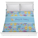 Happy Easter Comforter (Personalized)