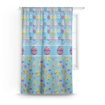Happy Easter Curtain (Personalized)