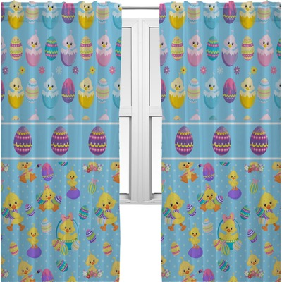 Happy Easter Curtains - 56
