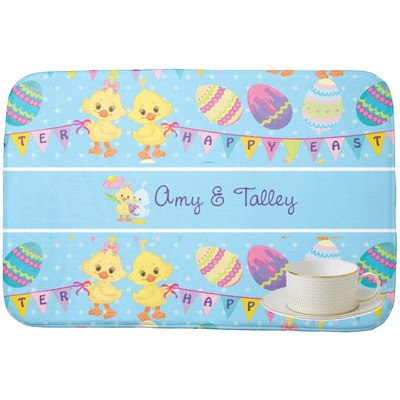Happy Easter Dish Drying Mat (Personalized)