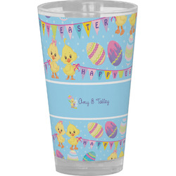 Happy Easter Drinking / Pint Glass (Personalized)