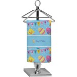 Happy Easter Finger Tip Towel - Full Print (Personalized)