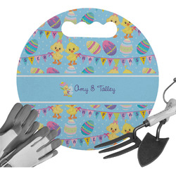 Happy Easter Gardening Knee Cushion (Personalized)