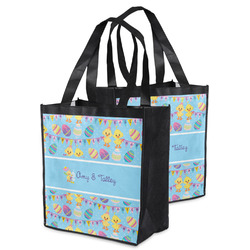 Happy Easter Grocery Bag (Personalized)