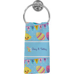 Happy Easter Hand Towel - Full Print (Personalized)