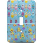 Happy Easter Light Switch Cover (Single Toggle) (Personalized)