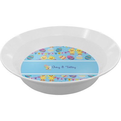 Happy Easter Melamine Bowls (Personalized)
