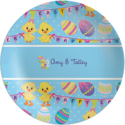Happy Easter Melamine Plate - 8