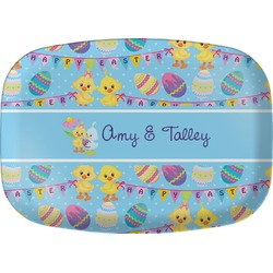 Happy Easter Melamine Platter (Personalized)