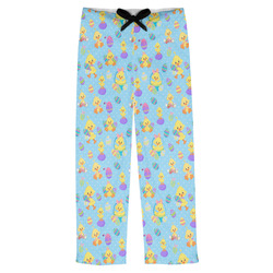 Happy Easter Mens Pajama Pants (Personalized)