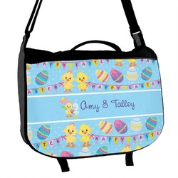 Happy Easter Messenger Bag (Personalized)