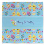 Happy Easter Large Microfiber Dish Rag (Personalized)