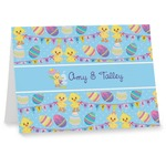 Happy Easter Note cards (Personalized)