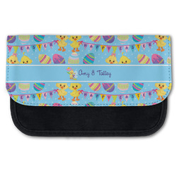 Happy Easter Canvas Pencil Case w/ Multiple Names
